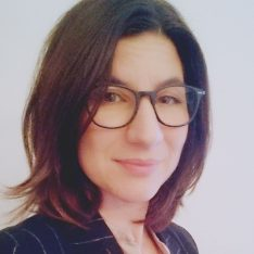 Minka Wikström, projektledare Lipus